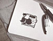 Sketchbook (various sketches)
