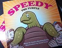 Speedy the Turtle children's book