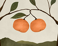 Tangerines movie poster