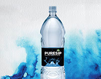 Puresip Packaged Drinking Water