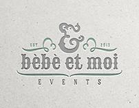 Bébé Et Moi - Baby Shower Company