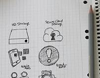 Secure Cloud Video - Branding & Web Design