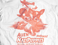 Alien Nazi Puppies