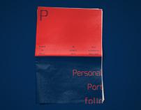 Personal Portfolio & CV