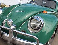 Pé de Pano - Old Beetle from Beetle Club Alvorada, RS