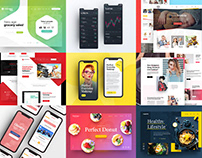2018 Dribbble Collection
