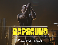Rapsound | Website | UI/UX