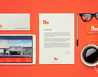 NM Arquitectura . Corporate Identity