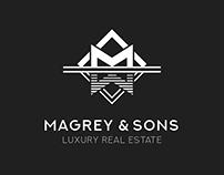 Magrey & Sons Logo Redesign