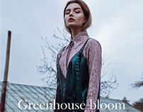 Greenhouse bloom for Ellements magazine