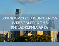 5 Shows You Didn't Know Were Based in the Philly Area