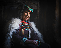 Portraits from Ladakh