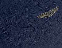 Aston Martin - Eid Envelope Packet Design