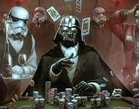 villains poker game
