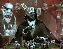 villains poker game