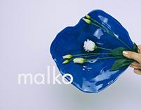 Malko | Brand Identity