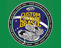 Vídeo / Cenografia e produção do Vans Custom Culture 15