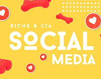 Bicho e Cia | Social Media