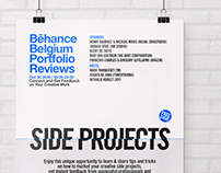 Behance Belgium Portfolio Reviews