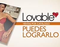 Spot Animado 2D- catálogo Lovable