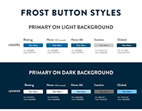 Frost Bank Web Button Style Guide
