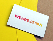 Jeton Branding&Stationary Design