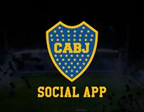 Promocional App Boca Jrs