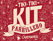 Tiki-Tiki-Kit, responsive website