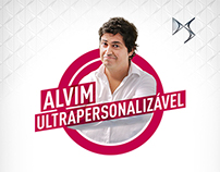 Citroën — Alvim Ultrapersonalizável