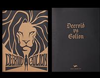 Kancil Awards 2015: Deervid vs Golion