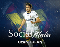 Ozan Tufan - Match Day Social Media Post