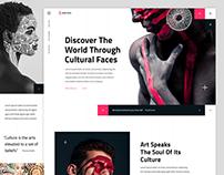 Cultural Faces