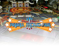 Pinball Showdown Card Game