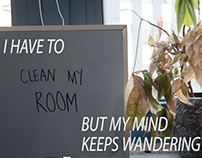 """""""Cleaning Your Room When You Have Depression"""" A Poem"""