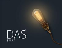 Brand Identity | DAS Event