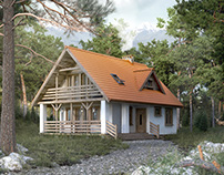 Projekt domu Takt 5