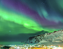 Northen Lights! (06.03.2016)