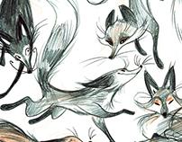 Fox-a-Daisy