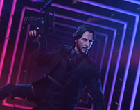 Hot Toys John Wick Figure Preview