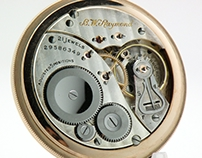 Pocket Watch Movement Setting
