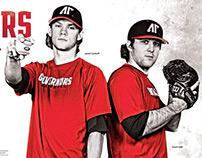 2014-15 APSU Schedule Poster Series