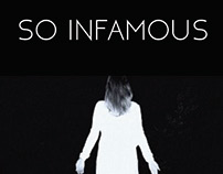So Infamous Logo & CD Cover