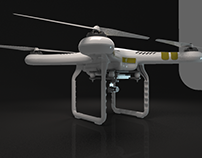 Drone Model Project