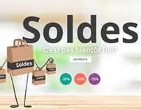 Concept Soldes AH / 2018