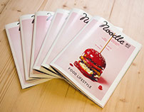 Noodle #0 - Food Lifestyle Magazine