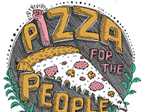 Logo: Pizza For The People