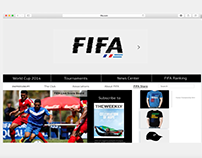 FIFA | Dynamic Logo and Brand Idenity