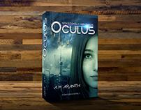 BOOK COVER DESIGN - A. M. Aranth - Oculus