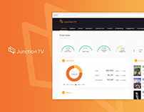 Junction TV Dashboard
