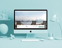 Idaris Hotel Website Design